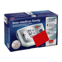 Boso Medicus Family, vollautomatisches Blutdruckmessgerät, blutdruck senken