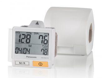 Panasonic Blutdruckmessgerät für den Unterarm, blutdruck senken